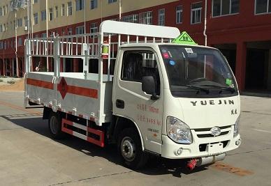 程力威牌CLW5031TQPNJ5型气瓶运输车