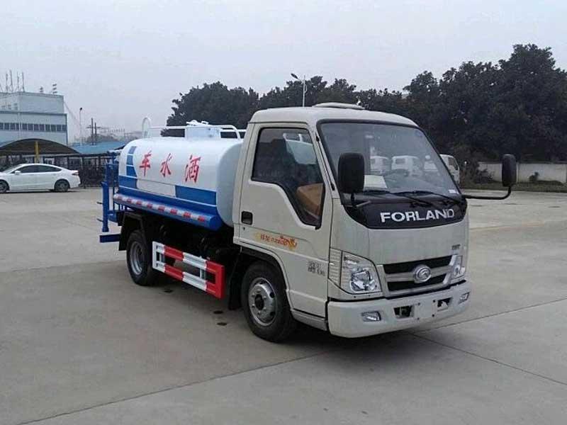 福田时代2吨洒水车(蓝牌)